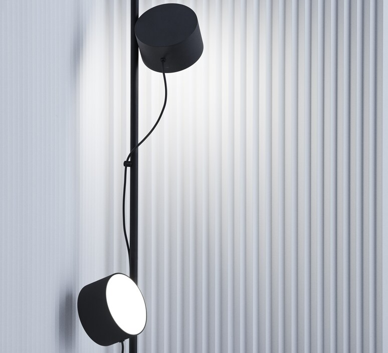 Post earnest studio lampadaire floor light  muuto 22380  design signed nedgis 85437 product