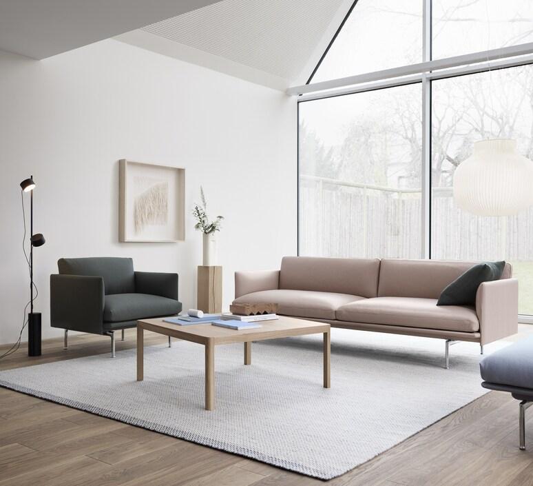 Post earnest studio lampadaire floor light  muuto 22380  design signed nedgis 85442 product
