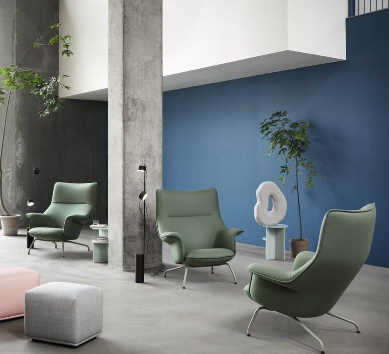 Post earnest studio lampadaire floor light  muuto 22380  design signed nedgis 85443 product