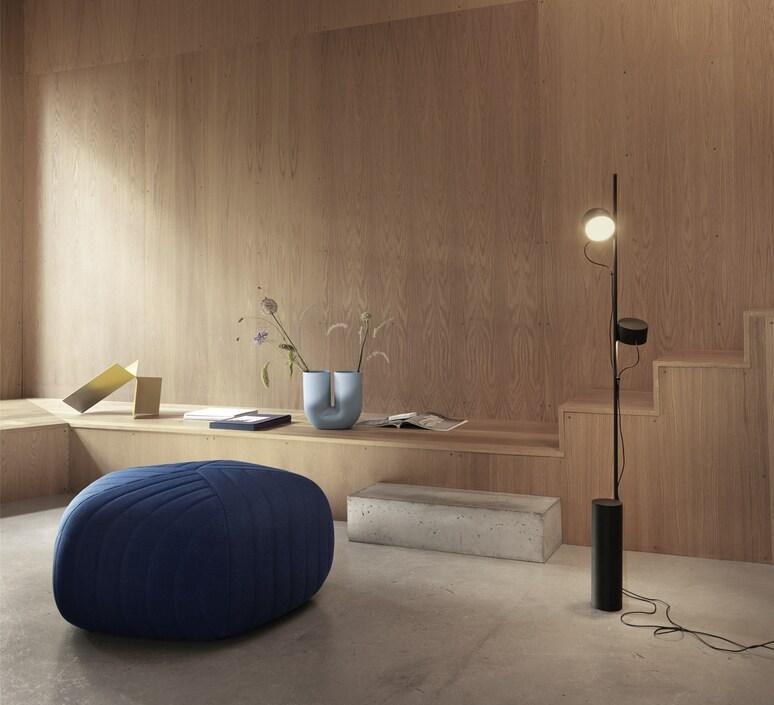 Post earnest studio lampadaire floor light  muuto 22380  design signed nedgis 94199 product