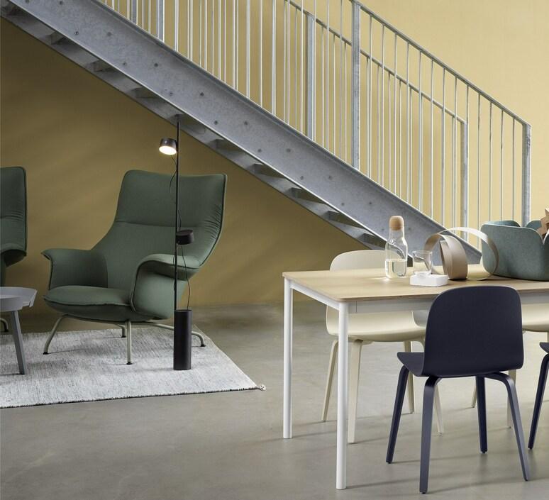 Post earnest studio lampadaire floor light  muuto 22380  design signed nedgis 94258 product