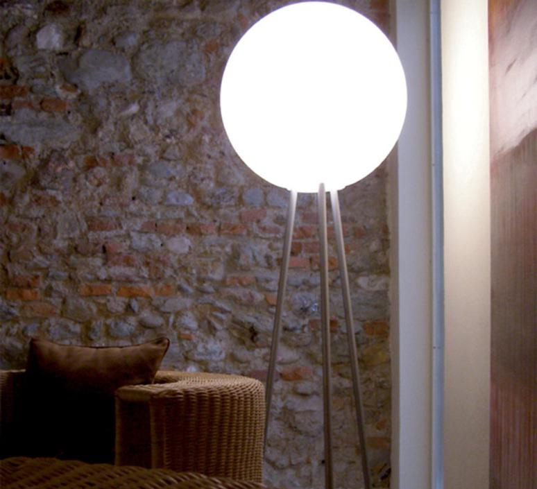 Prima senora daniela puppa fontanaarte m2891cr v2891bi luminaire lighting design signed 15747 product