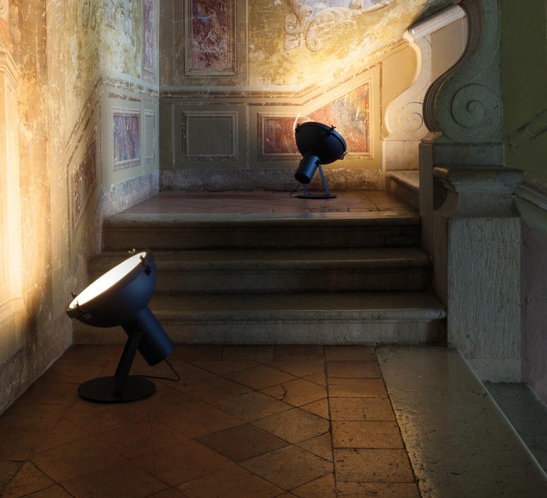 Projecteur 365 charles le corbusier lampadaire floor light  nemo lighting prj edw 2a  design signed 58198 product