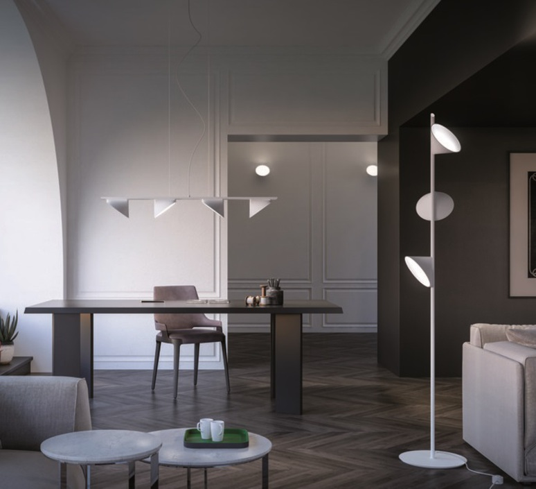 Pt orchid rainer mutsch lampadaire floor light  axo light ptorchidba  design signed 41556 product
