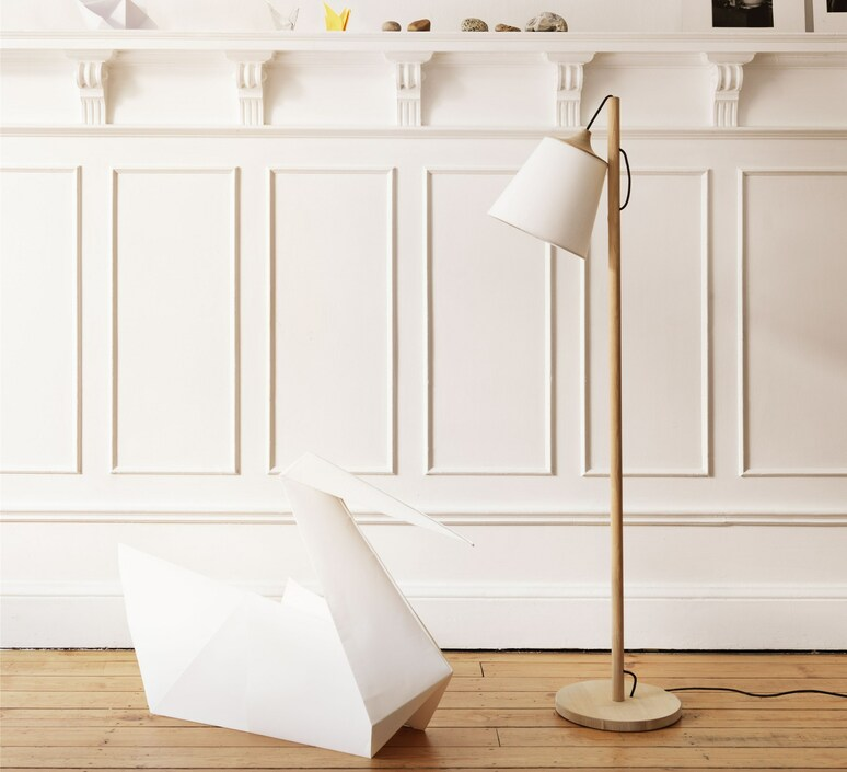 Pull whatswhat lampadaire floor light  muuto 12041  design signed 94260 product