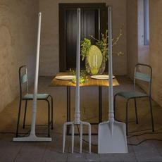 Rateau tobia matteo ugolini lampadaire floor light  karman tobia hp145 3r ext  design signed 37710 thumb