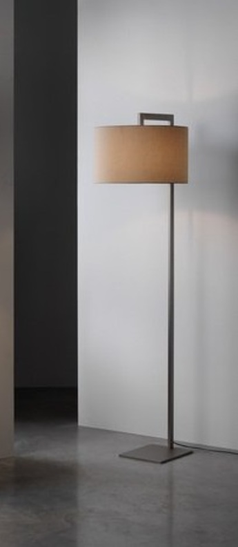 Lampadaire ravello bronze l29cm h158 5cm astro normal