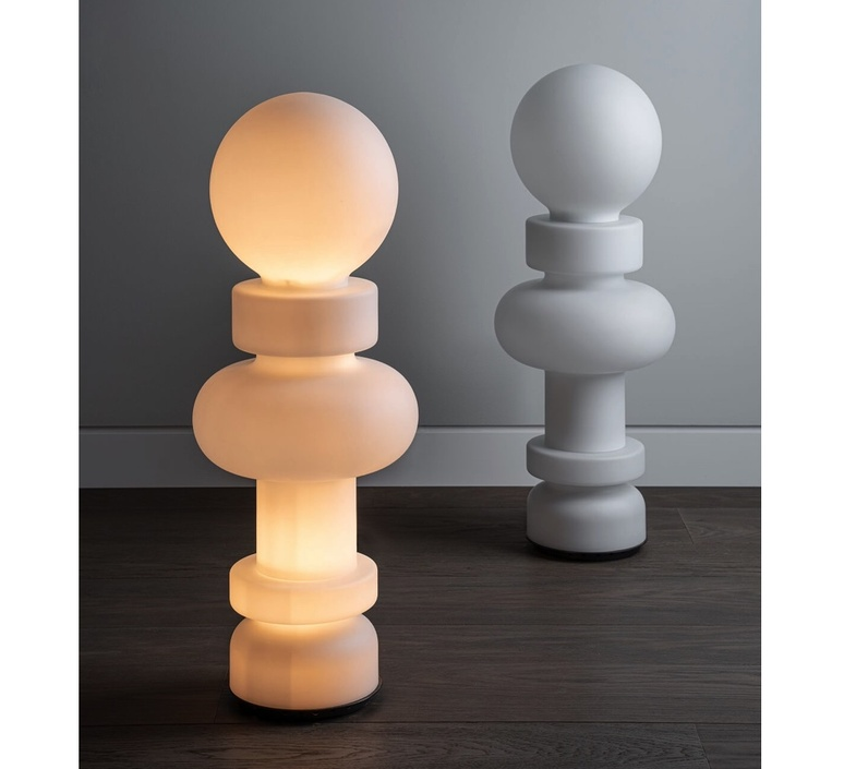 Re bobo piccoli lampadaire floor light  fontanaarte f443810100biwl  design signed nedgis 117027 product