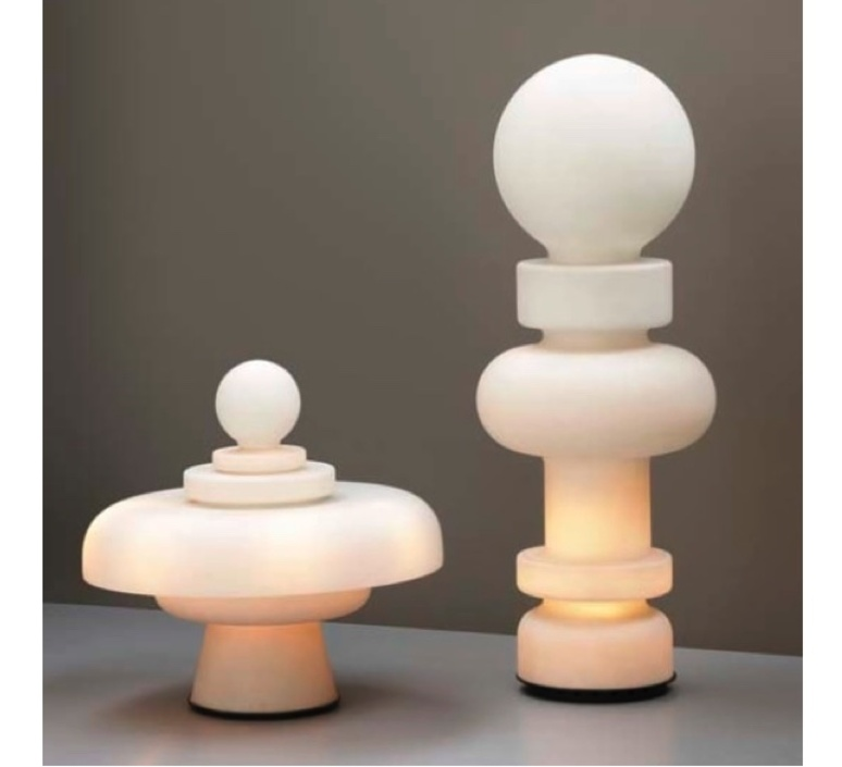 Re bobo piccoli lampadaire floor light  fontanaarte f443810100biwl  design signed nedgis 117028 product