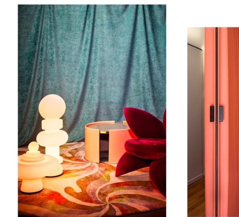 Re bobo piccoli lampadaire floor light  fontanaarte f443810100biwl  design signed nedgis 117029 product
