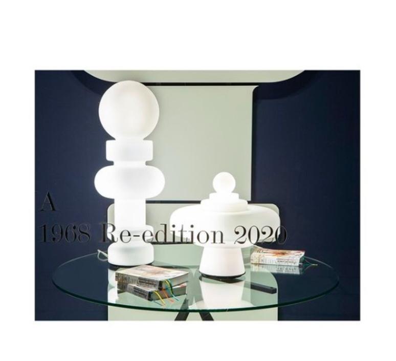 Re bobo piccoli lampadaire floor light  fontanaarte f443810100biwl  design signed nedgis 117033 product