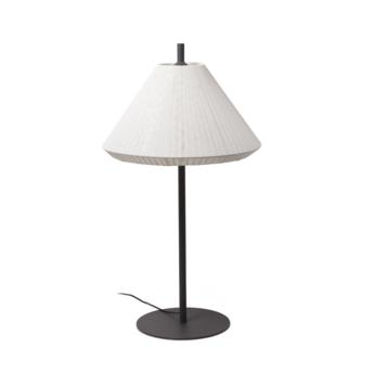Lampadaire saigon lampadaire t71 blanc ip65 o67cm h120cm faro normal