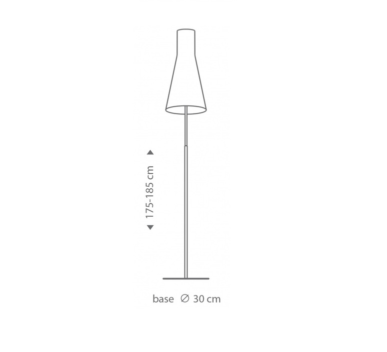 Secto 4210 seppo koho lampadaire floor light  secto design 16 4210  design signed 41851 product