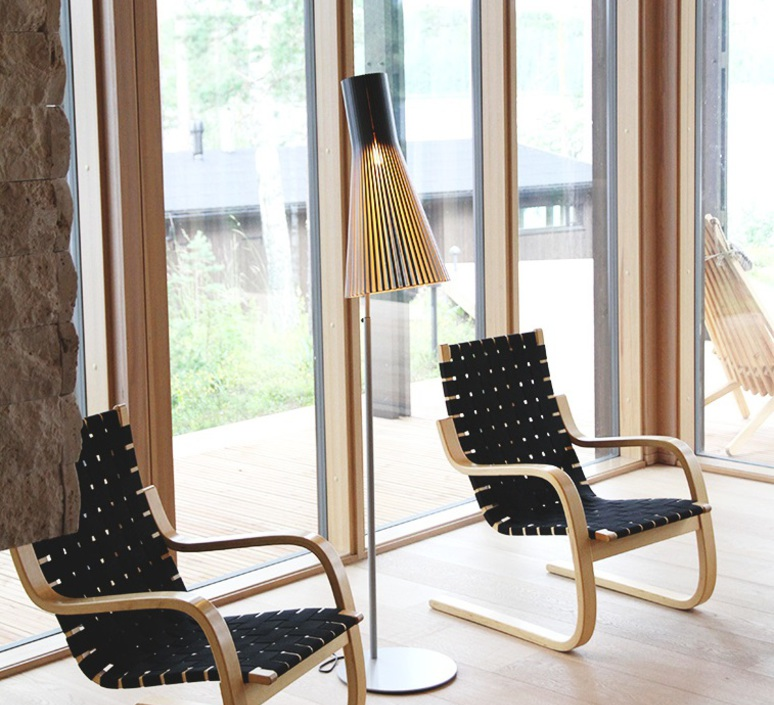 Secto 4210 seppo koho lampadaire floor light  secto design 16 4210 21  design signed 42238 product