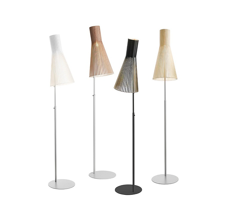 Secto 4210 seppo koho lampadaire floor light  secto design 16 4210 06  design signed 41880 product