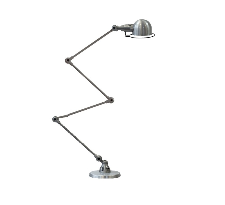 Signal 4 bras jean louis domecq lampadaire floor light  jielde si433 ral1016  design signed 57999 product