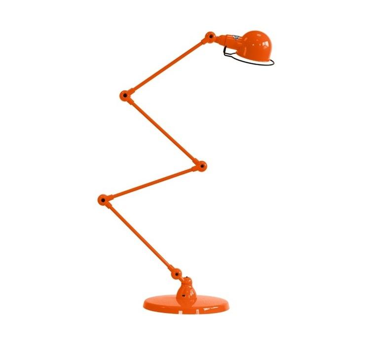 Signal 4 bras jean louis domecq lampadaire floor light  jielde si433 ral1016  design signed 84932 product