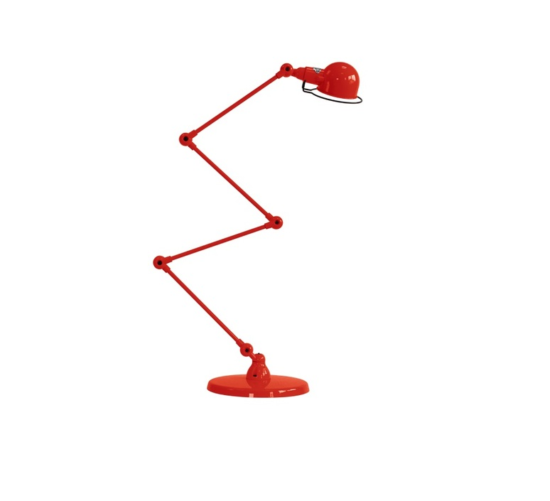 Signal 4 bras jean louis domecq lampadaire floor light  jielde si433 ral1016  design signed 84923 product