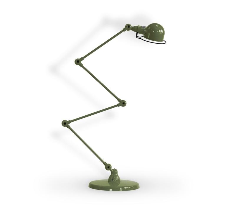 Signal si433 jean louis domecq lampadaire floor light  jielde si433ver 6003  design signed nedgis 127981 product