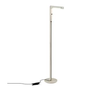 Lampadaire siptel blanc h135cm l27 5cm fontana arte normal