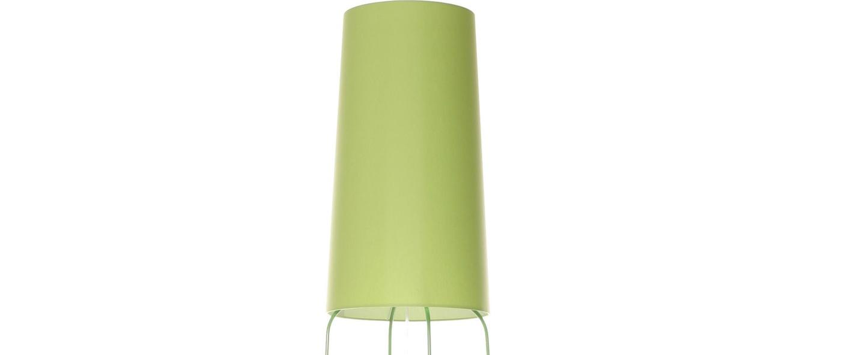 Lampadaire slimsophie vert h176cm fraumaier normal