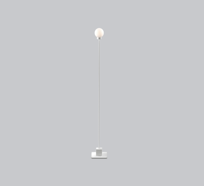 Snowball trond svendgard lampadaire floor light  northern lighting 123  design signed 30799 product
