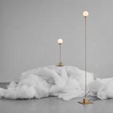 Snowball trond svendgard lampadaire floor light  northern 140  design signed nedgis 117965 thumb