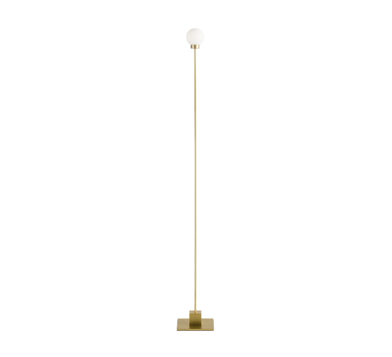 Snowball trond svendgard lampadaire floor light  northern 140  design signed nedgis 117966 product