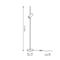 Sofisticato nr 15 koen van guijze lampadaire floor light  serax b7219372  design signed nedgis 120489 thumb