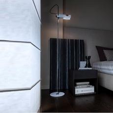 Spider joe colombo oluce 3319 blanc luminaire lighting design signed 22521 thumb