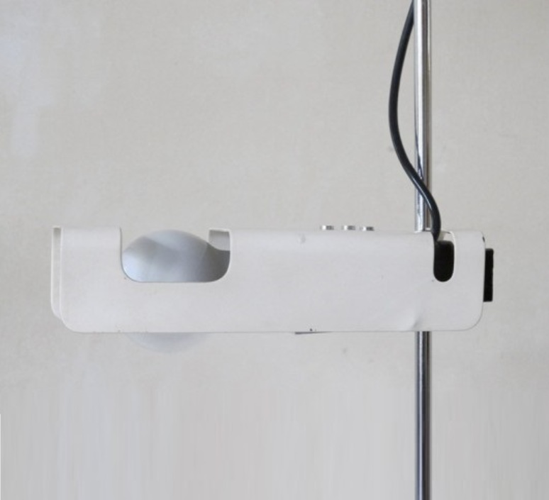 Spider joe colombo oluce 3319 blanc luminaire lighting design signed 22522 product