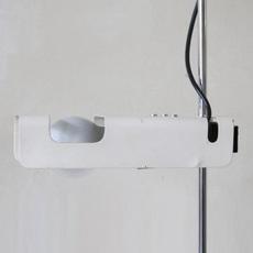 Spider joe colombo oluce 3319 blanc luminaire lighting design signed 22522 thumb