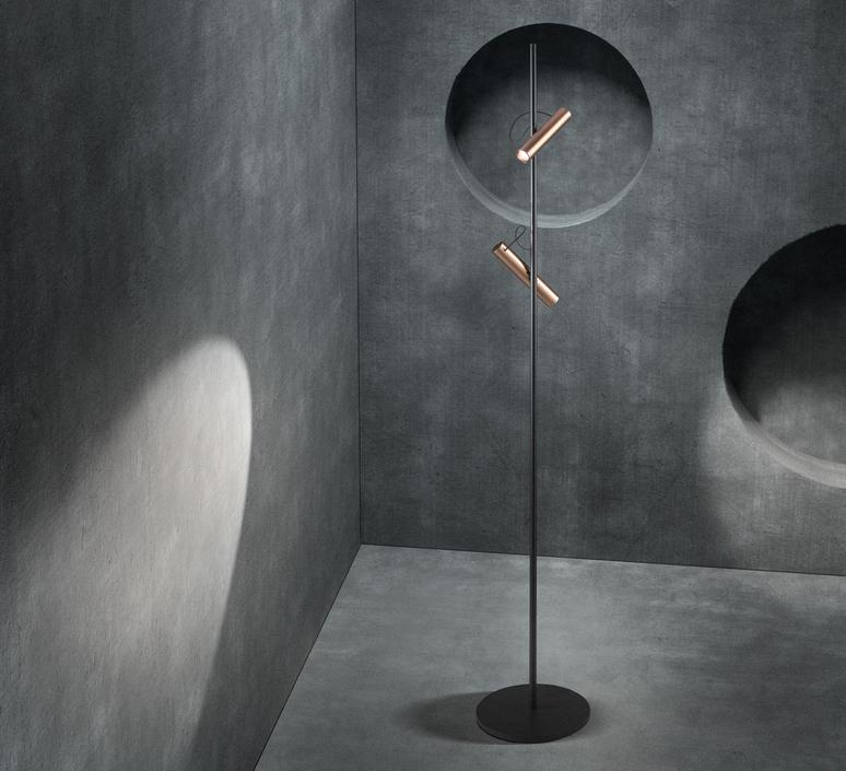 Spirit f1 ronni gol lampadaire floor light  light point 270640  design signed nedgis 96797 product