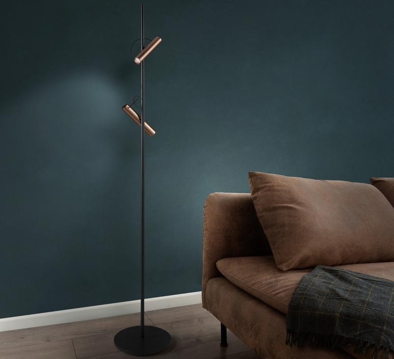 Spirit f1 ronni gol lampadaire floor light  light point 270640  design signed nedgis 96798 product
