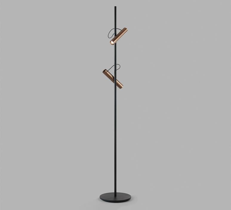 Spirit f1 ronni gol lampadaire floor light  light point 270640  design signed nedgis 96799 product