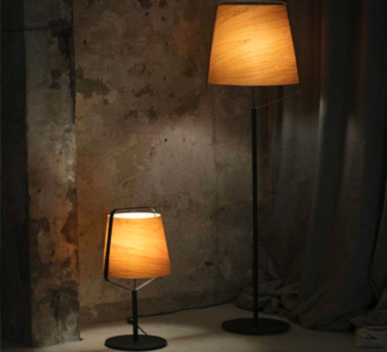 Stood lucid lampadaire floor light  faro 29847  design signed 40224 product