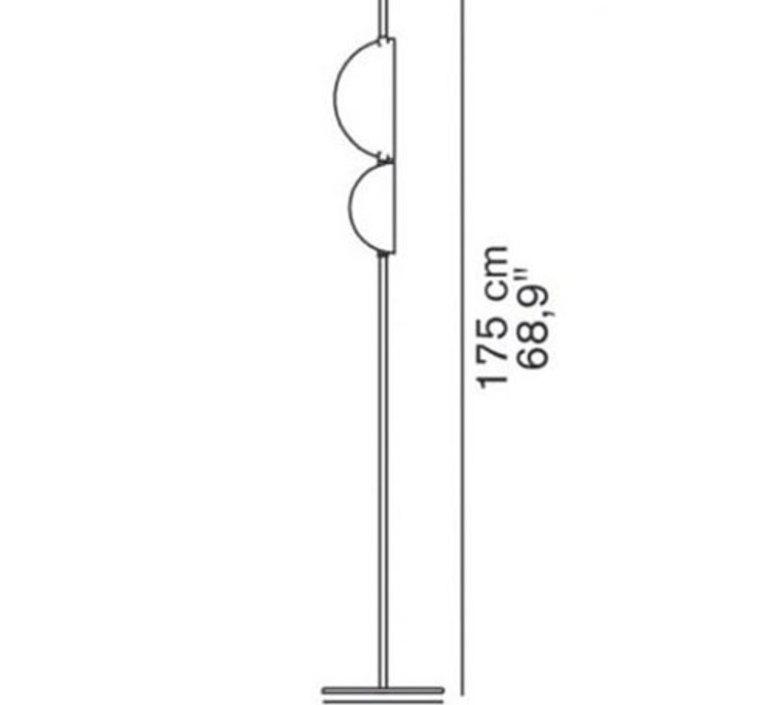 Superluna 397 victor vasilev lampadaire floor light  oluce superluna397  design signed 40584 product