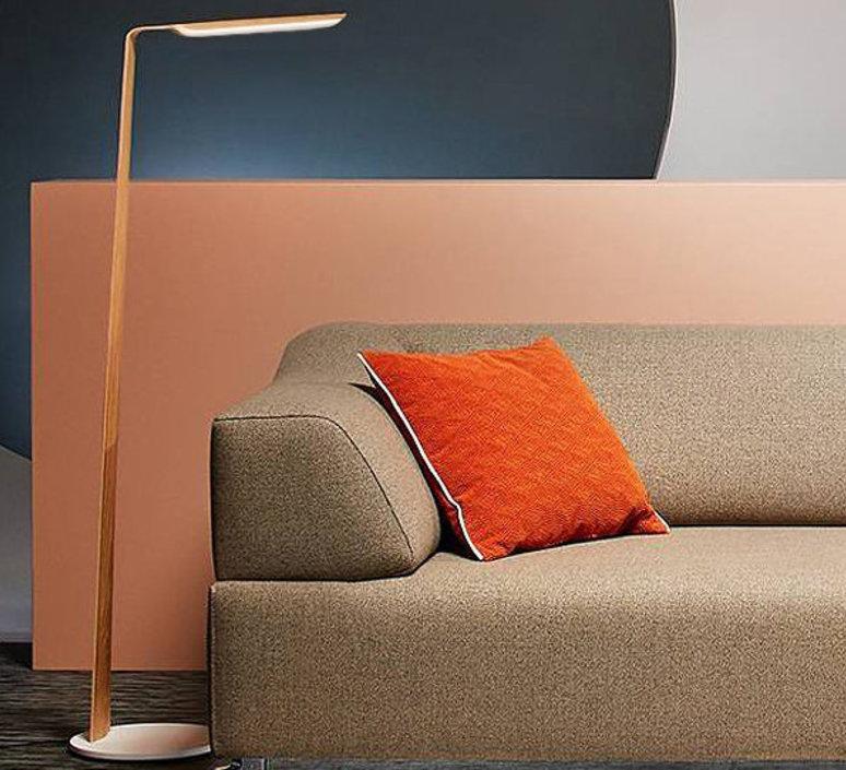 Swan mikko karkkainen lampadaire floor light  tunto swan chene  design signed 46243 product