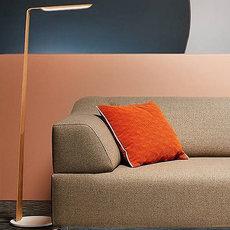 Swan mikko karkkainen lampadaire floor light  tunto swan chene  design signed 46243 thumb