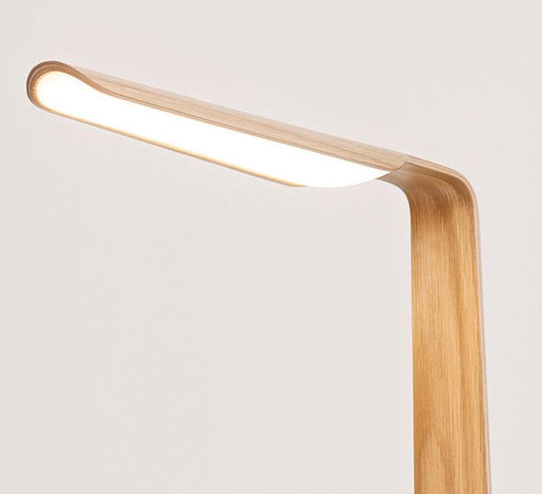 Swan mikko karkkainen lampadaire floor light  tunto swan chene  design signed 46244 product
