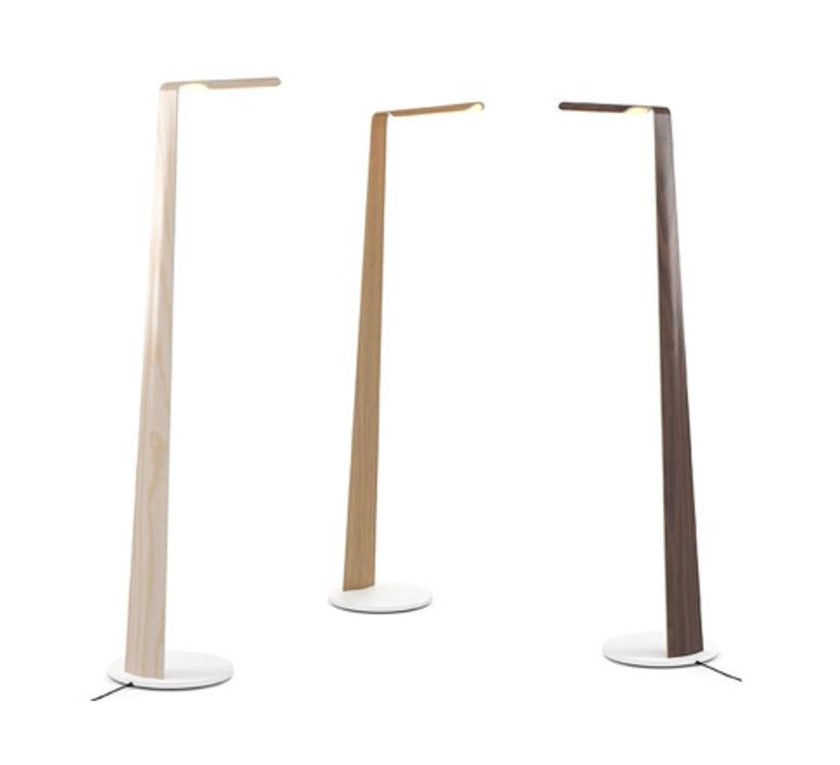 Swan mikko karkkainen lampadaire floor light  tunto swan chene  design signed 46245 product