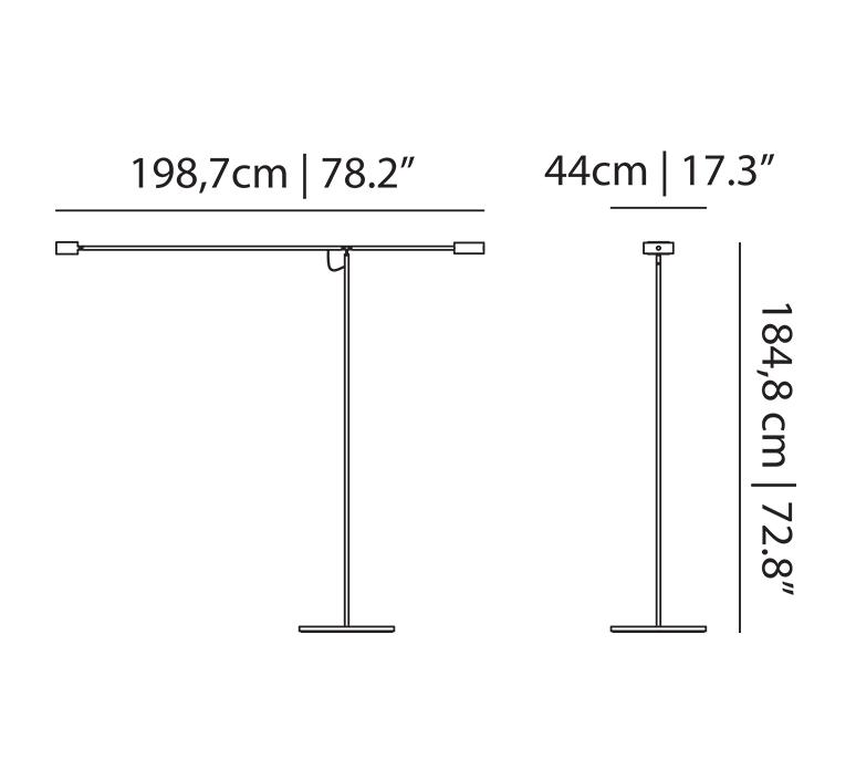 T lamp marcel wanders lampadaire floor light  moooi 8718282299594  design signed nedgis 118967 product