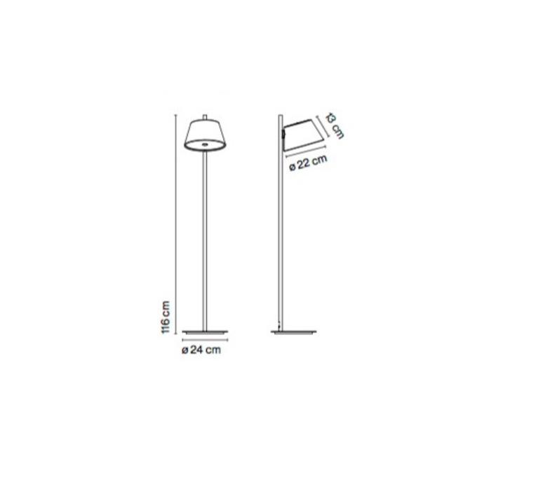 Tam tam p fabien dumas marset a633 019 a633 020 48 luminaire lighting design signed 20482 product