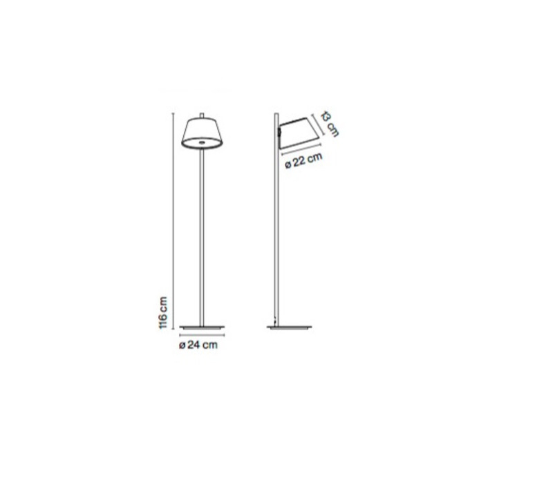 Tam tam p fabien dumas marset a633 019 a633 020 39 luminaire lighting design signed 20473 product