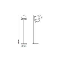 Tam tam p fabien dumas marset a633 019 a633 020 39 luminaire lighting design signed 20473 thumb