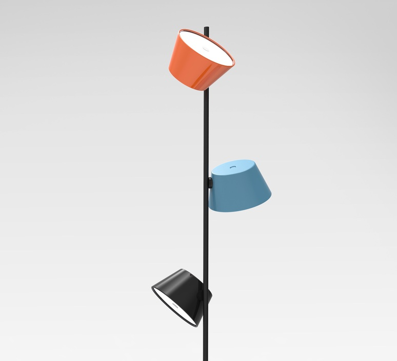 Tam tam p3 fabien dumas marset a633 021 a633 011 48 39 46 luminaire lighting design signed 20469 product
