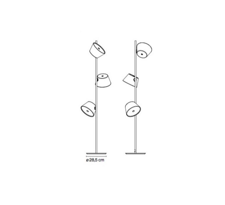 Tam tam p3 fabien dumas marset a633 021 a633 011 48 39 46 luminaire lighting design signed 20470 product