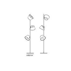 Tam tam p3 fabien dumas marset a633 021 a633 011 48 39 46 luminaire lighting design signed 20470 thumb