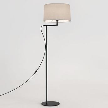 Lampadaire telegraph noir o30cm h142 5cm astro normal