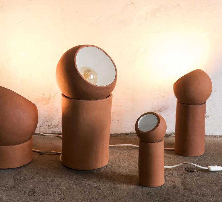 Terra light l lauren van driessche lampadaire floor light  serax b7218003  design signed 59845 product
